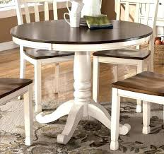 white dining table wood top alluring kitchen table base white legs wooden top best wood pedestal ideas on intended for dining round white dining table with