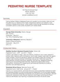 Resume Sample New Graduate Nurse Fresh Cover Letter Nursing Best