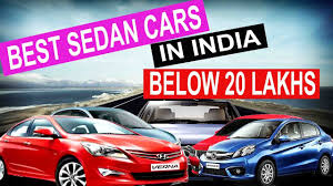 Best Sedan Cars In India Below Lakhs Top Facts Youtube