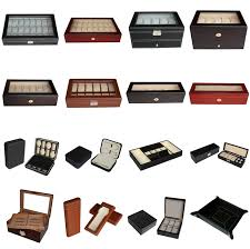 6 chocolate brown mens leather travel watch pouch storage roll we have an incredible selection of watch cases click any picture below to view