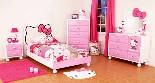 Cute girls bedroom designs ideas Bed Cute Girls Bedroom Design With Cool Stuf Design And Pink Drawers Also Single Hello Kitty Bed Idea Princegeorgesorg Cute Girls Bedroom Design With Cool Stuf Design And Pink Drawers