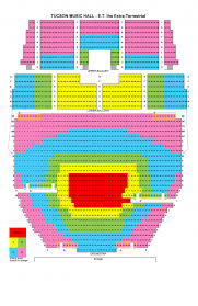 Seating Maps Tucson Symphony Orchestra