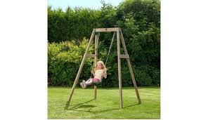 double swing set plum wooden double swing set toy garden toy free transpa swing