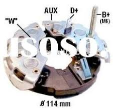 alternator rectifier alternator rectifier manufacturers in bosch auto alternator rectifier ibr301 for use on volvo diesel