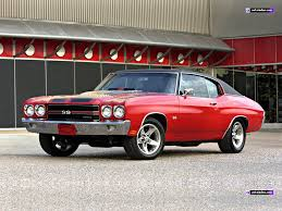 All About Muscle Car: 1970 Chevelle SS 454-The Legendary Muscle Cars