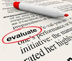 Definition Evaluation The Word Evaluate Circled In A Dictionary Giving A Definition 1