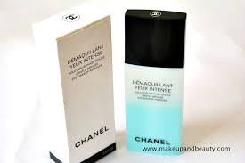 chanel bi phase eye makeup remover review