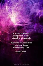 When You Struggledeepak Chopra Beautiful Quotes Words Of