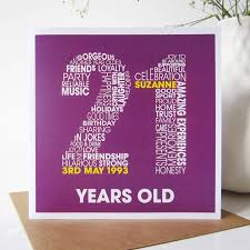 printable 21st birthday cards card design ideas shocking collage 21st birthday card modern chic