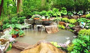 Small Picture Rock Garden Designs Native Small Design Ideas Photos Intended For