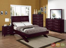 Modern Bedroom Bed Contemporary Modern Bedroom Furniture Brucallcom