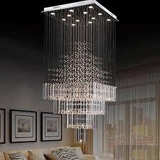 image of mini crystal chandelier design ideas