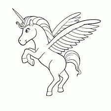 25 Idee Kleurplaat Eenhoorn Met Vleugels Mandala Kleurplaat Voor