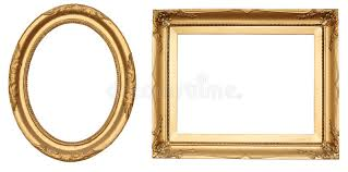 antique picture frames. Download Gold Antique Frames Stock Photo. Image Of Ancient, Empty - 9325480 Picture