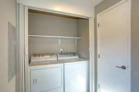 Laundry room makeovers charming small Diy Laundry Room Makeover Rental Dollar Store Products Video Apartment Therapy Apartment Therapy Laundry Room Makeover Rental Dollar Store Products Video Apartment