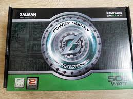 Обзор от покупателя на <b>Блок питания ZALMAN ZM500-LX</b> ATX ...