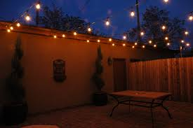 living area lighting. Nighttime View Of Festival Lighting In Denver Courtyard. Outdoor Perspectives Just Living Area