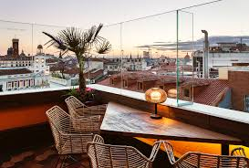 Terraza Atico Calle Montera - Ideas de nuevo diseño
