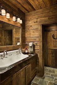 Log Cabin Bathroom Decor Bathroom Rustic Bathroom Decor Sets Modern New 2017 Design Ideas