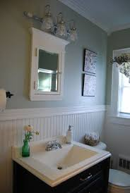 bathroom with wainscoting. Bathroom:Wainscoting Ideas Small Bathrooms Bathroom Beadboard Images Pictures Excellent Inspirations Wainscoting Agreeable With