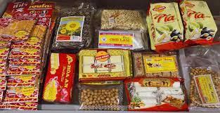 Vfood Shiga - Hương vị bánh kẹo Việt Nam: - Bánh pía -...