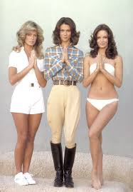 Charlie's Angels: Farrah Fawcett, Kate Jackson & Jaclyn Smith - 1976 :  OldSchoolCool