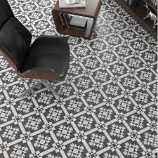 Victorian Kitchen Floor Tiles Victorian Floor Tiles Ceramic Black And White Matt Hallways Kitchens