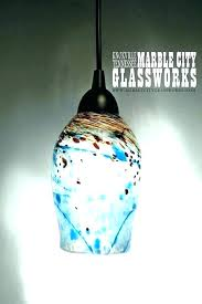 hand blown glass pendants marvelous pendant lights s new light shades