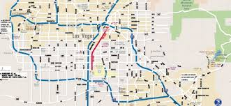 map of greater las vegas interactive and printable maps