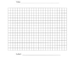 Free Printable Bar Graph Blank Grid Chart Fake Ticket Maker