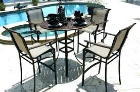 tall outdoor table outdoor table and chairs deck table and chairs pub table sets brilliant