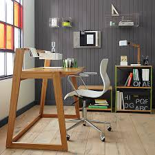 stylish home office desks modern in furniture