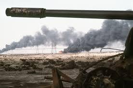 environmental impact of gulf wars