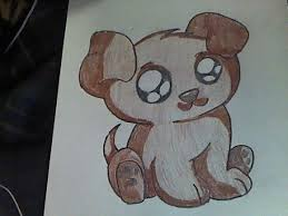 Small Picture Requested drawing Cute Puppy by TheMarksmen on DeviantArt