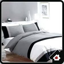 grey bedding sets
