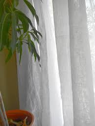 linen curtain panels. Airy Linen Curtain Panel Panels