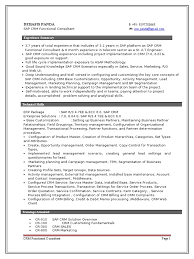Nice Sap Pp Support Consultant Resume Images Entry Level Resume