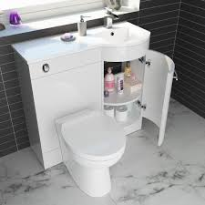 Full Size of Vanity:corner Vanity Unit Toilet Sink Combo B Q Cloakroom  Toilet And Basin ...