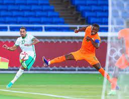 المنتخب السعودي يسقط أمام كوت ديفوار في مستهل مشواره بأولمبياد طوكيو 2020