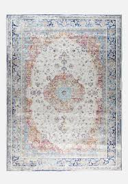 fotakis option rug colourful vintage