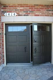 Glass Door Garage Door Insulation Commercial Glass Garage Doors