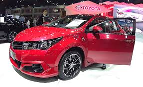 New 2016, 2017 Toyota Corolla Altis S, 2ZR-FBE 1.8, E-Sport ...