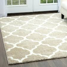 area rug pads house of trellis beige white area rug with rug pad best area rug