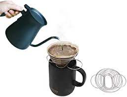 Choose from contactless same day delivery, drive up and more. Amazon Com 1 Cup Coffee Filter Holder Pour Over Coffee Camping Stainless Steel Cone Hand Manual Single Cup Cafe 1 2 Cups Portable Collapsible Outdoor Electronics