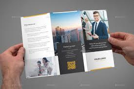 Marketing Brochure Brochure Marketing TriFold by artbart GraphicRiver 1