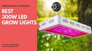 Wishful Led Grow Lights Top 5 Best 300 Watt Led Grow Light Reviews Buyers Guide