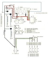 start o matic wiring the late bay can anyone see anything there that might be stopping the engine starting didn t actually bother temp gauge circuit