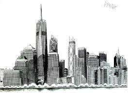 Coloriage Anti Stress New York Newyork Pinterest Coloriage