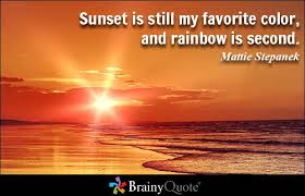The Beauty Of Sunset Quotes Best of 24 Sunset Quotes QuotePrism