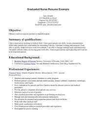 Nicu Nurse Resume Sample Registerednurseresume Example